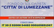 FONDO DI SOLIDARIETA' - CITTA' DI LUMEZZANE