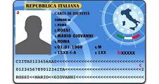 Fac simile carta d'identità elettronica