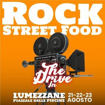 ROCK STREET FOOD E CINEMA DRIVE IN