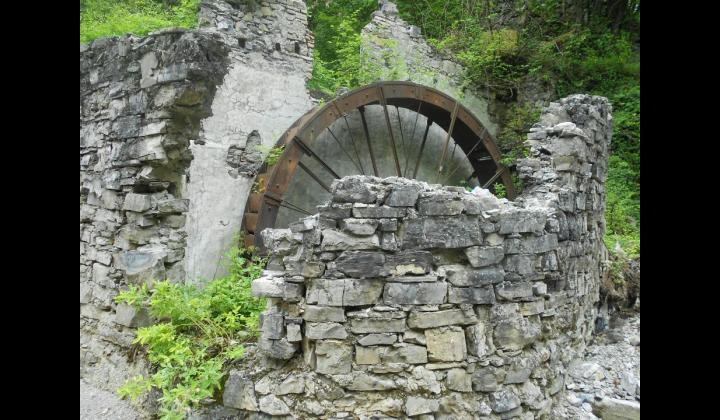 Vedute e particolari di Lumezzane