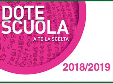 Dote Scuola 2018/2019